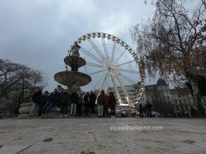 Free Tour Budapest 2019 Diciembre 13 viernes tour de las 14:30 hrs Frente a la fuente Danubius en la plaza Sissi (Erzsébet)