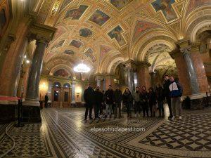 Free Tour Budapest por la tarde en 2020 Enero 30 Jueves tour 14:30 hrs ópera nacional de Hungría comienza el free tour