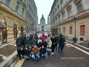 Free Tour de Budapest 2020 Febrero 10 Lunes tour de las 14:30 frente a la Basílica de San Esteban