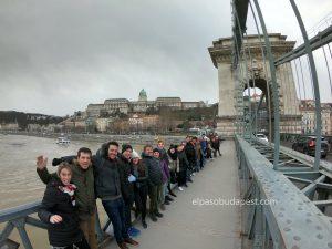 Free Tour Budapest en 2020 Febrero 12 Miércoles tour de las 14:30 sobre el puente de cadenas de budapest