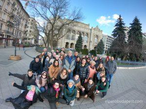 Free Tour BudapestDivertido Free Tour en Budapest en 2020 Febrero 18 Martes tour de las 14:30 horas frente al Vigadó Concert Hall Budapest