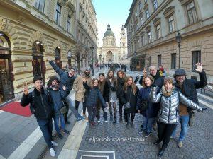 Free Tour BudapestSuper divertido Free Tour en Budapest en 2020 Febrero 20 Jueves tour de las 14:30 horas frente a la Basílica de Budapest