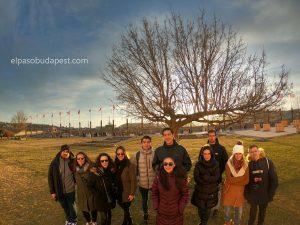 Free Tour en español por la tarde el año 2020 Febrero 22 Sábado tour de las 14:30 horas en el distrito del castillo de Buda