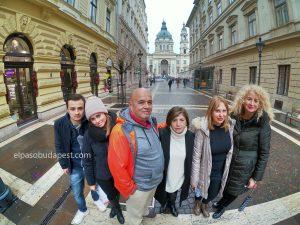 Free tour Budapest por la tarde en español 2020 Marzo 03 Martes tour de las 14:30 horas en paseo de las estrellas de Hungría