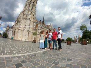 Free tour Budapest 2020 Julio 20 Lunes tour de las 10:30 horas plaza de la santísima trinidad frente a iglesia de Matías