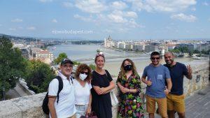 Visita guiada Free tour Budapest en 2020 Agosto 06 Jueves tour de las 10:30 horas en el mirador del castillo de Buda