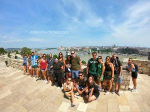 Visita guiada Free tour Budapest en 2020 Agosto 07 Viernes tour de las 10:30 horas en las vistas frente al castillo de Buda