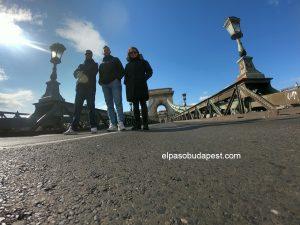 Free Tour Budapest 2020 Octubre 18 Domingo tour de las 10:30 horas en el puente de cadenas de Budapest