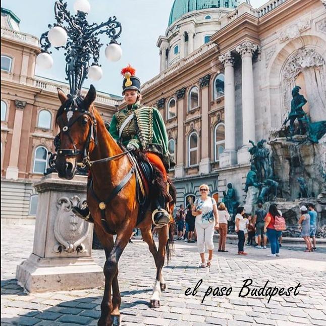 free tour castillo de Buda EL PASO BUDAPEST tours en español en Budapest Hungría