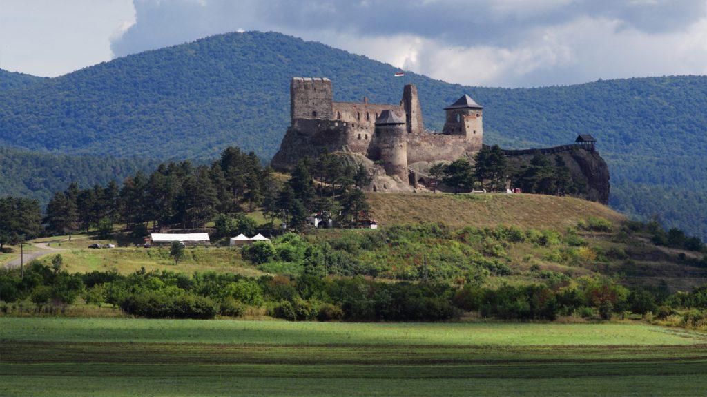 Castillo Boldogkő en Hungría