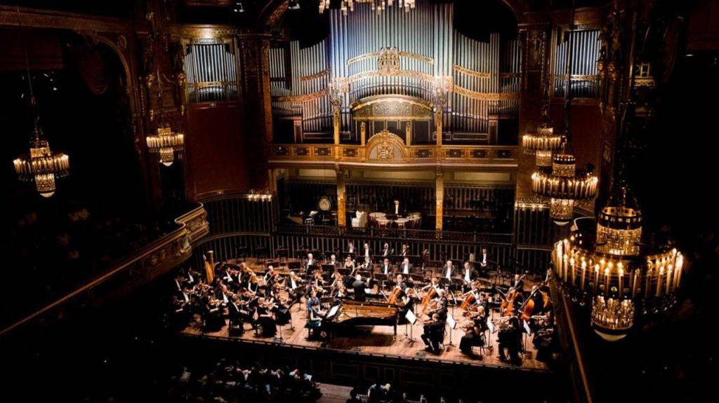 Ferenc Liszt academia de música en Budapest