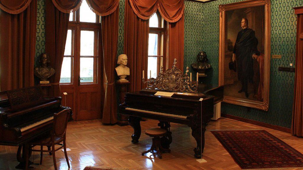 Franz Liszt Memorial Museum en Budapest