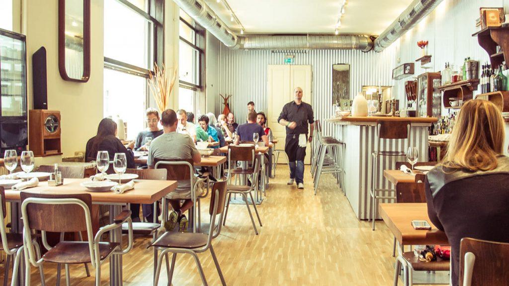 Gettó Gulyás restaurante en Budapest