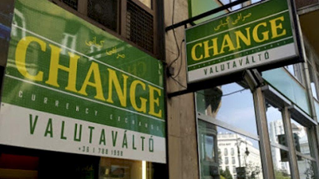 Mejor cambio de divisas en Budapest