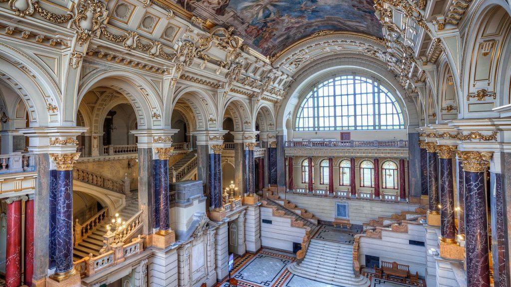 Museo etnográfico en Budapest