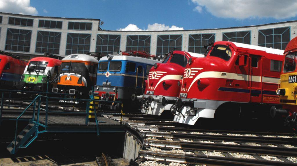 Museo ferroviario Budapest