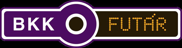 En el free tour se menciona la aplicación oficial del transporte público de Budapest llama BKK Futar y este es su logotipo