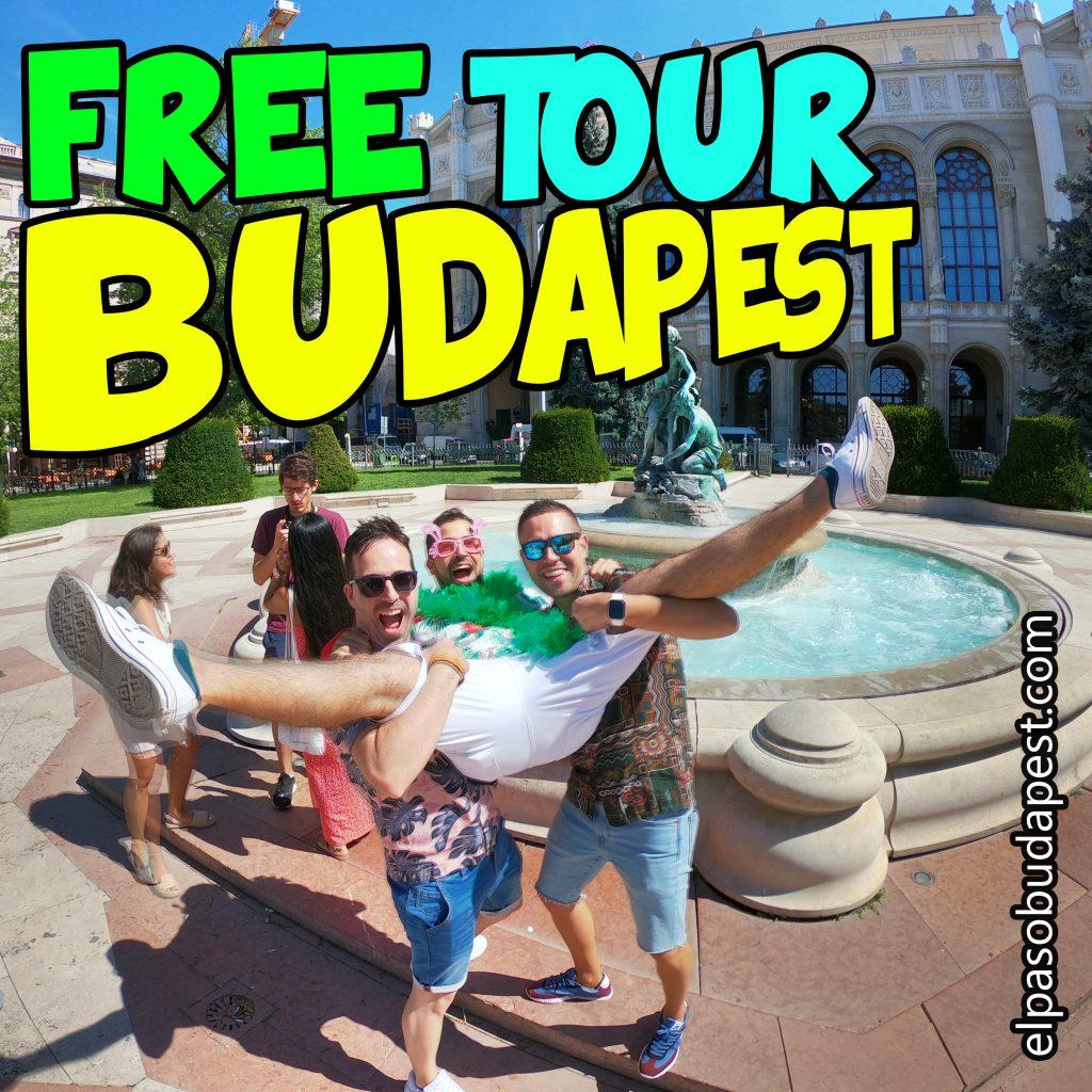 free tour budapest