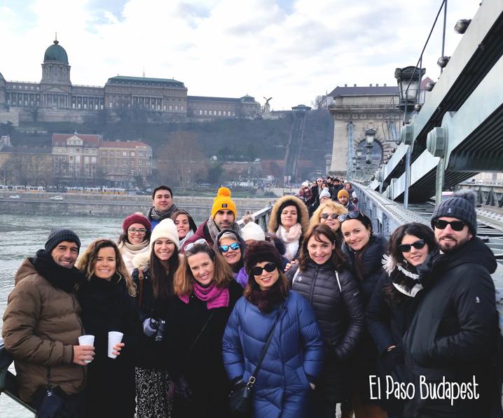 free tour Budapest en español