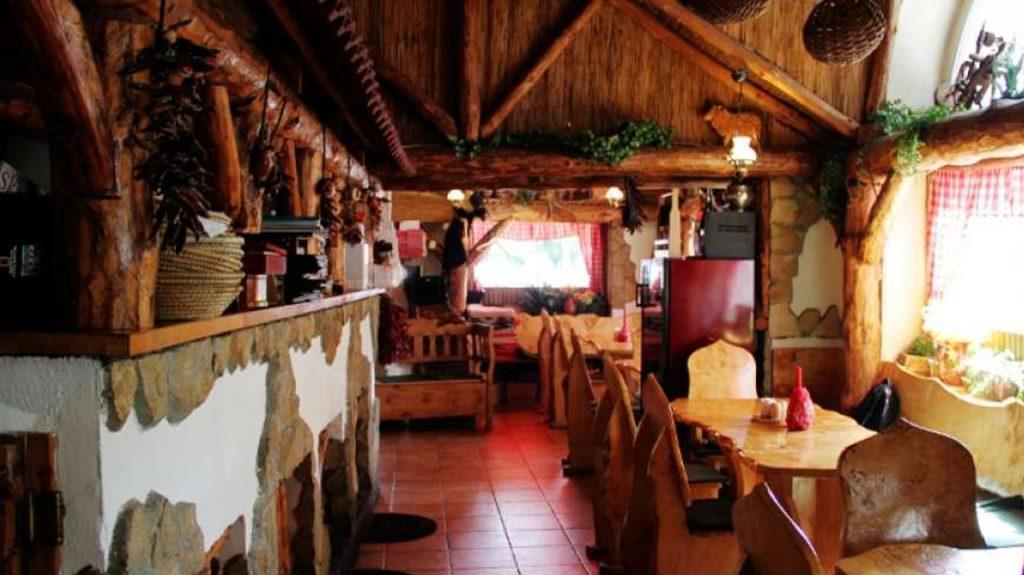 Paprika vendéglő restaurante en Budapest