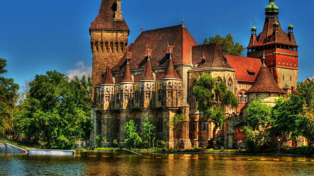 Vajdahunyad Castillo en Budapest